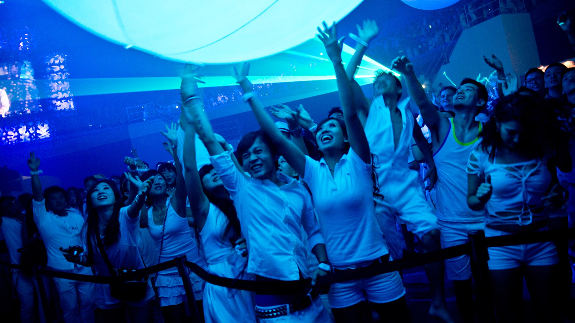 Sensation Taiwan 2012