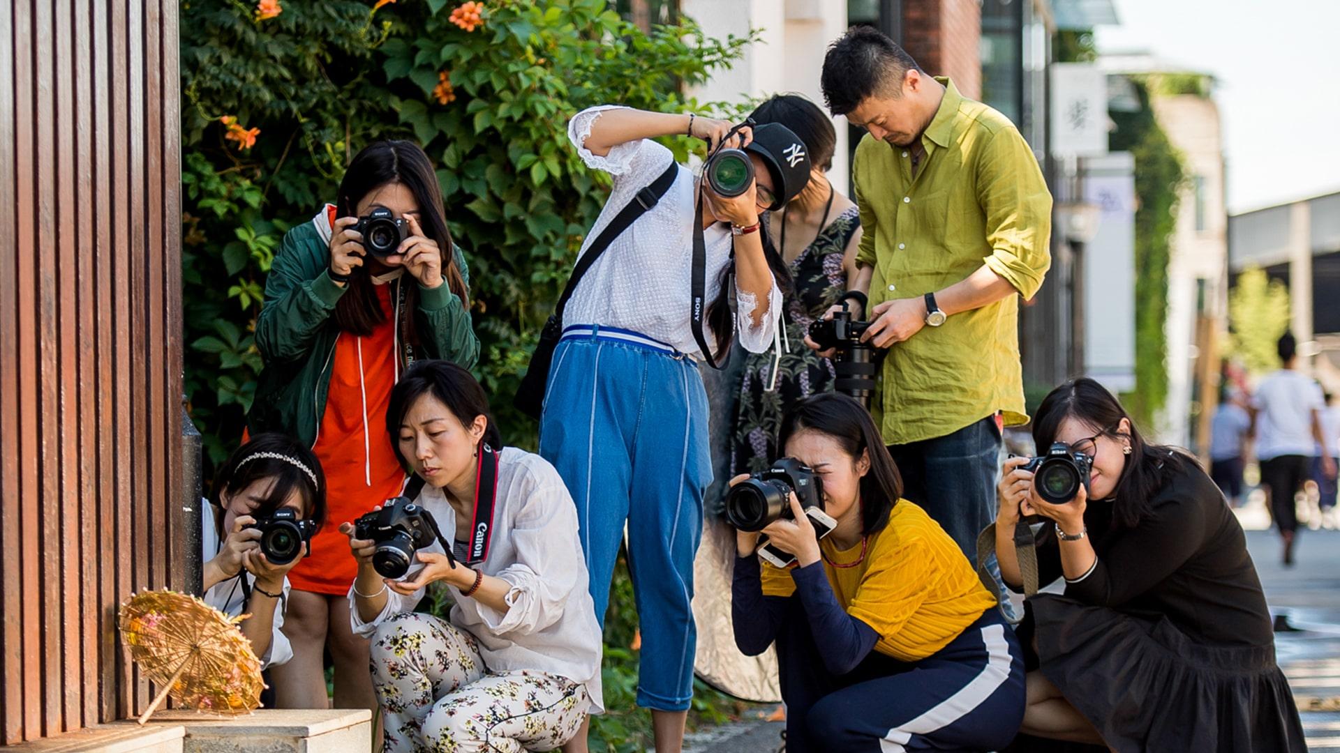 Advanced Floristry Photography – Sikastone 2017