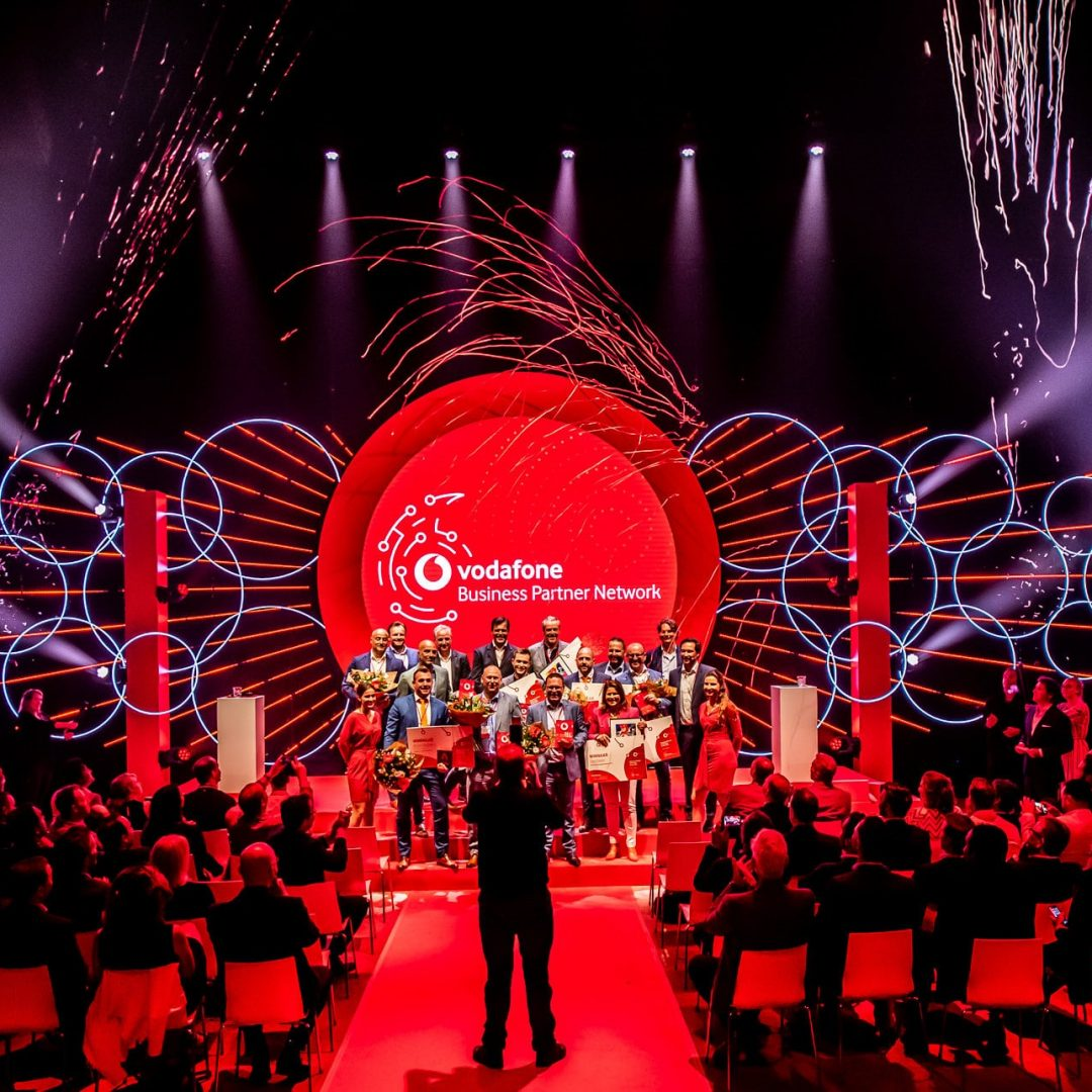 Vodafone Business Partner Award 2018