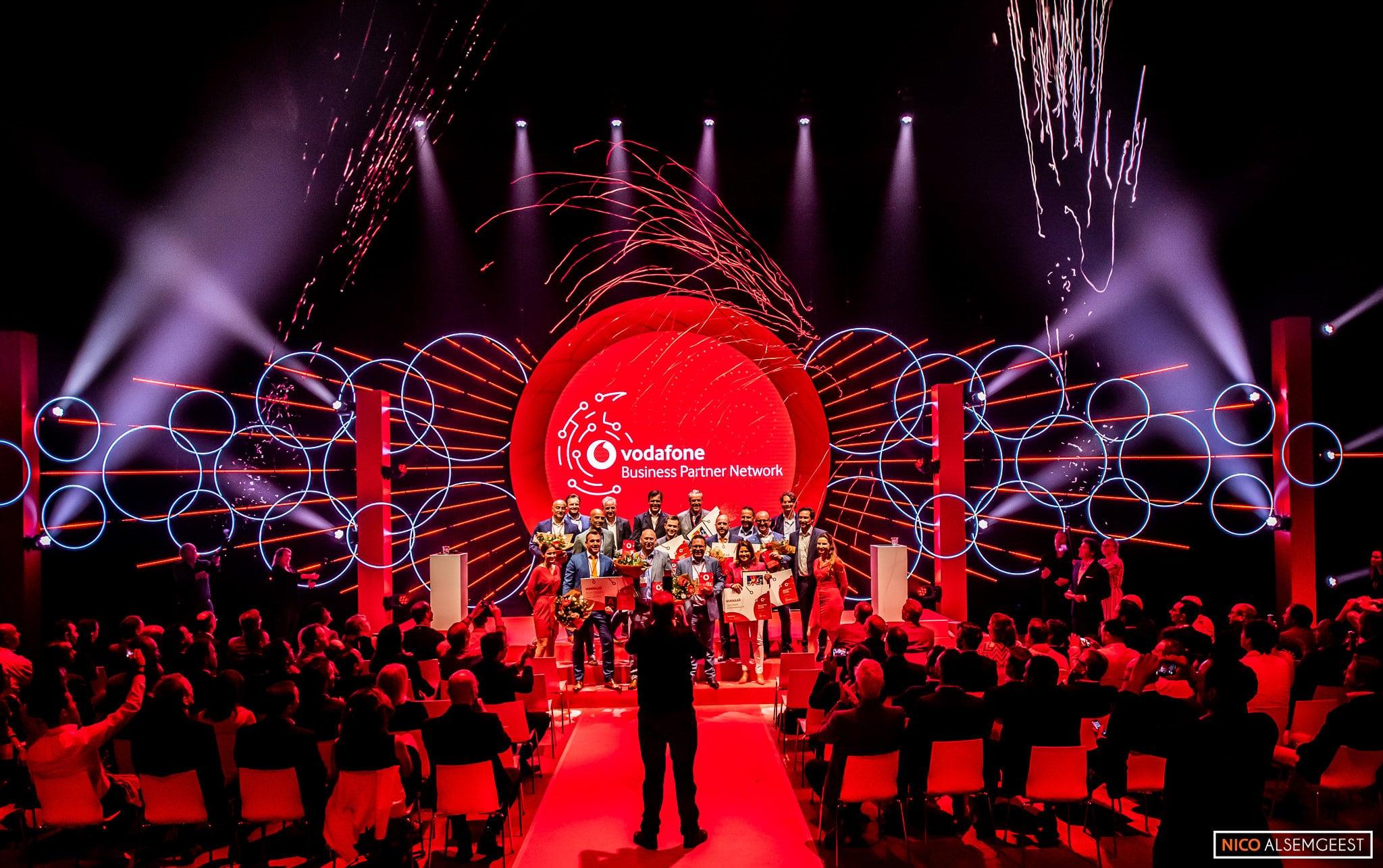 Vodafone Business Partner Award 2018