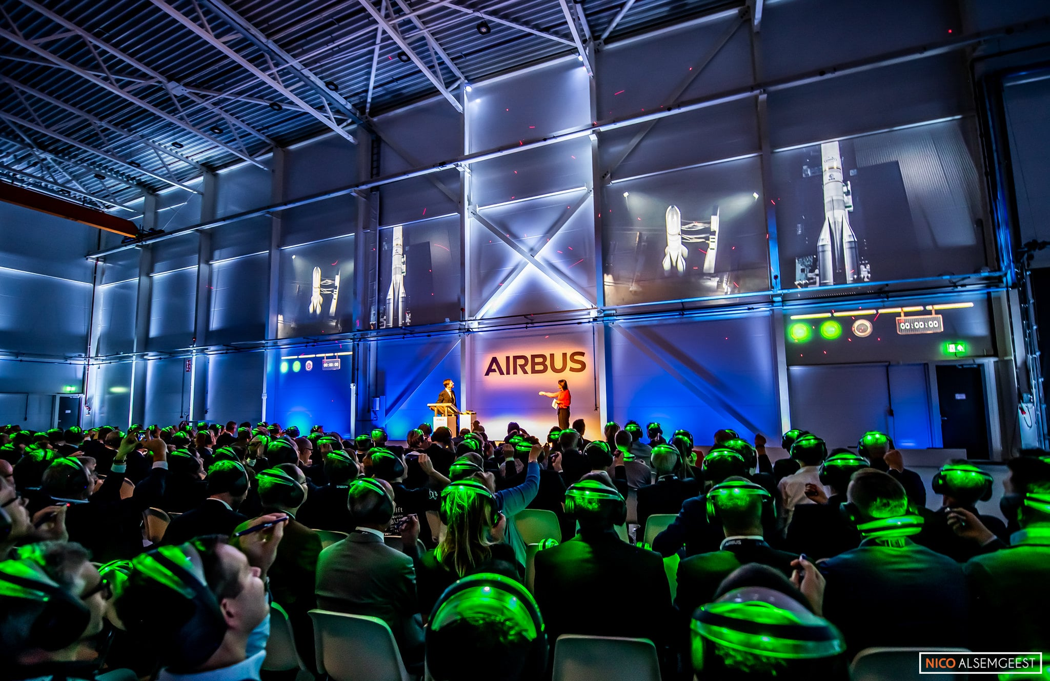 Opening Airbus 2018