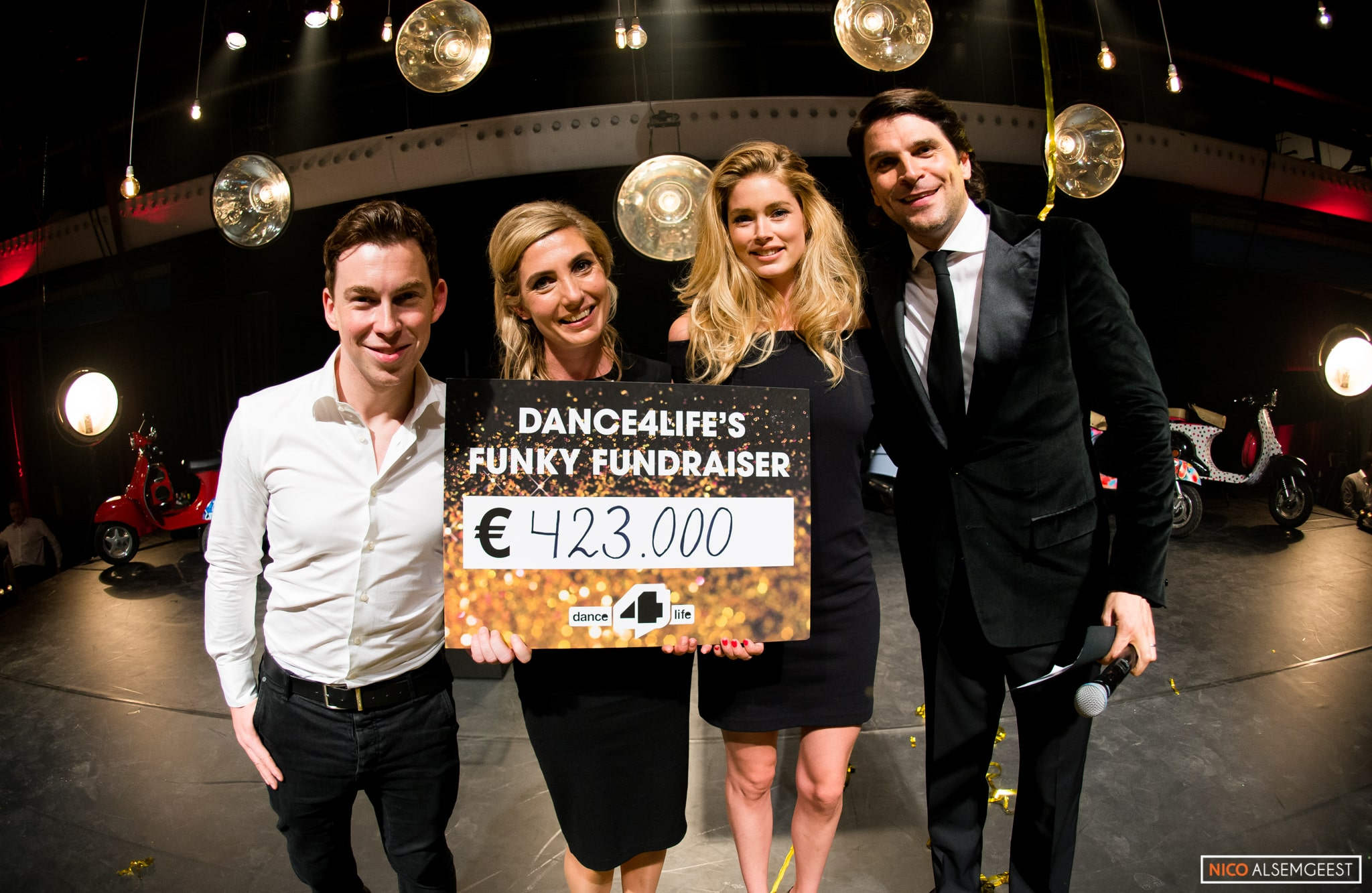 Dance4Life Fundraiser 2015