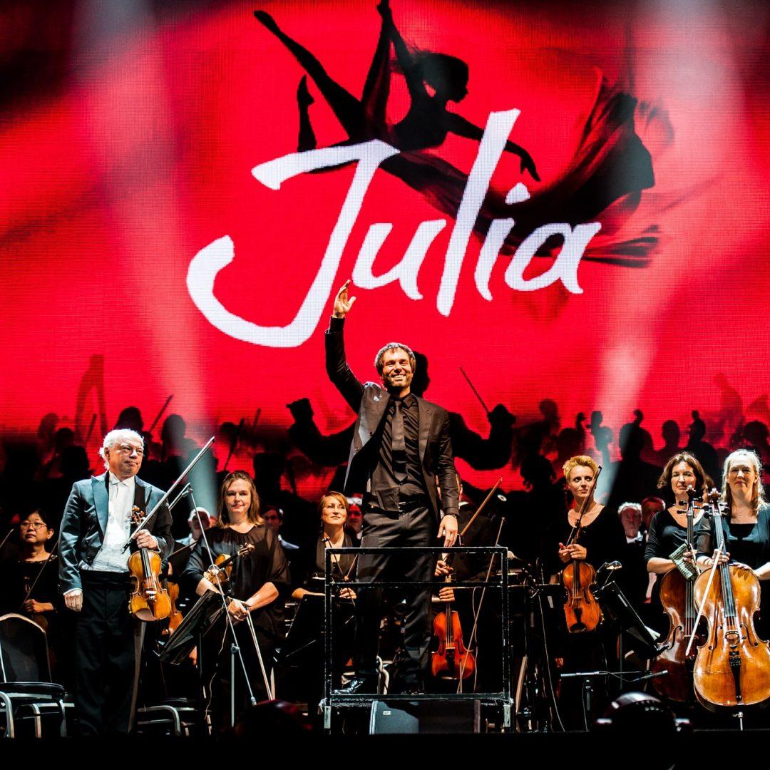 Beleef Julia 2015