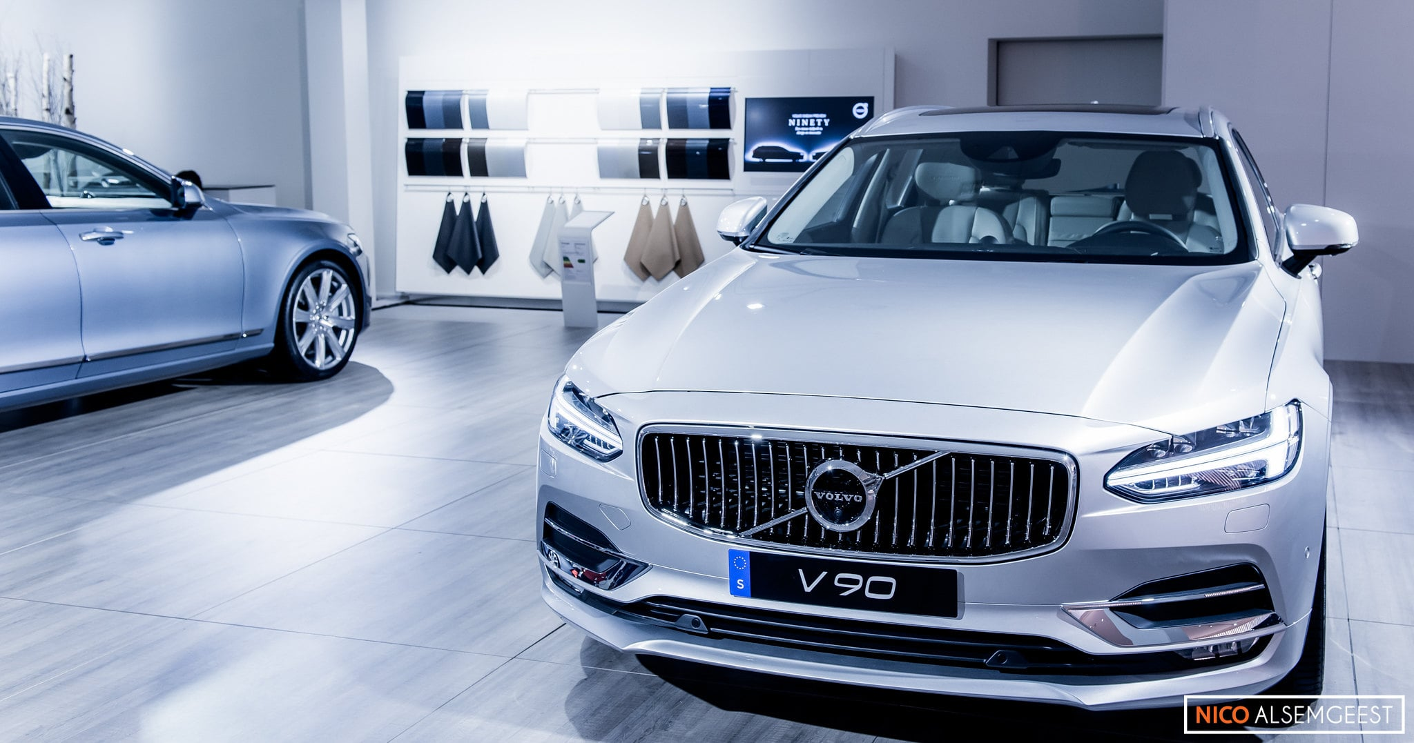 Volvo Nederland 2016