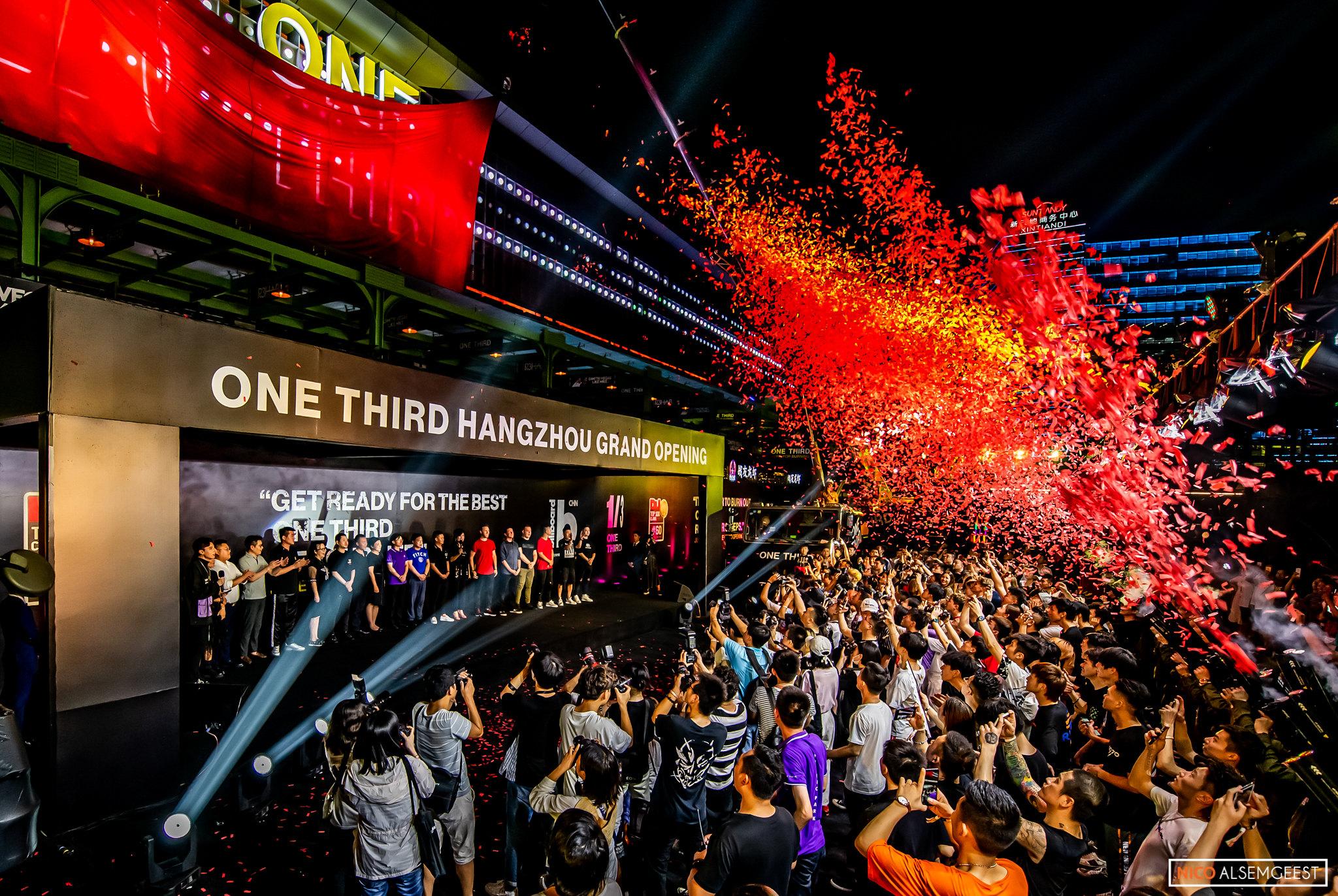 One Third Hangzhou China